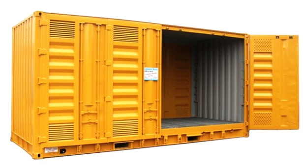 Dangerous-Goods-shipping-container